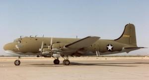 C-541Douglas_C-54D_USAAF_wartime_markings_Chico_CA_08.10.92