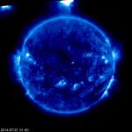 太陽UFO20140721_0100_eit171_1024