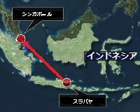 スラバヤ地図11nr-hancocks-missing-airasia-plane-11p