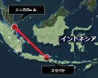 スラバヤ地図11nr-hancocks-missing-airasia-plane-11p