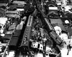 三河島事故写真