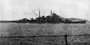 摩耶414 Japanese_heavy_cruiser_Maya_1944