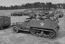 M2101 Halftrack-fort-benning-1