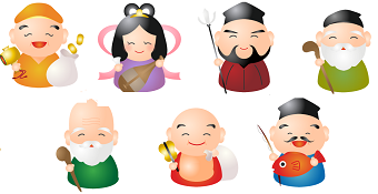 七福神444 gahag-0021038169-1