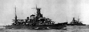 古鷹と衣笠123 Furutaka_and_Kinugasa_1941